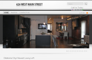 626 Main Street Website
