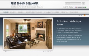 Rent To Own OK Website