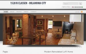 1520 N Classen Website